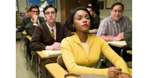Janelle Monáe as Mary Jackson attending engineering courses at an all-white school. Source: https://www.theaterbyte.com/tb_env_gly_/hidden-figures-2016